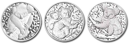 Koala Silver Bullion Coins